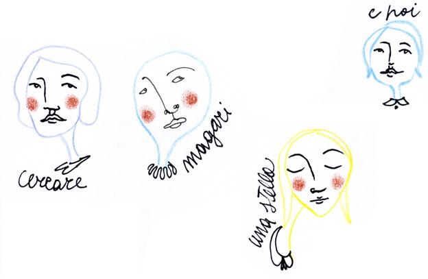 risotto giallo liquirizia racconti di cibo illustrati