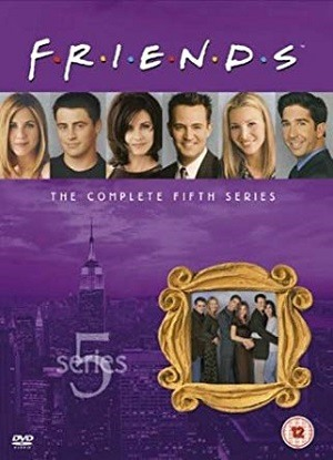 Friends - 5ª Temporada Séries Torrent Download onde eu baixo