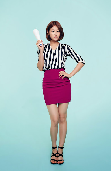 AoA Yuna Short Hair Concept