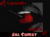 Selinho da Ana Cherry