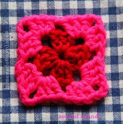 homemade@myplace: Make it ! Embellish a basic granny square !!!