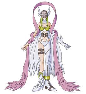 Desafiando a Omegamon (privado Aldair) Angewomon