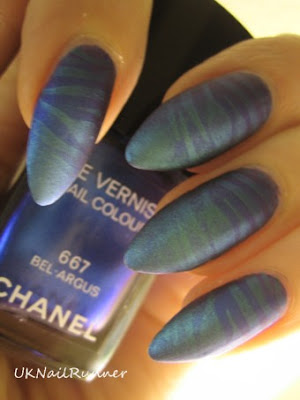 Chanel Bel-Argus and Azure