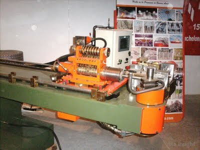 Maquinarias y motores de Buenos Aires Tecnópolis