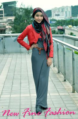 15 Model Baju Muslim Untuk Hangout Terbaik Dan Terbaru Kumpulan Model Baju Muslim Terbaik Dan