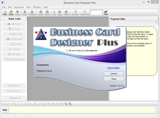 Business card designer plus v11610 full crack bos mediafire business card designer plus screenshot reheart Gallery