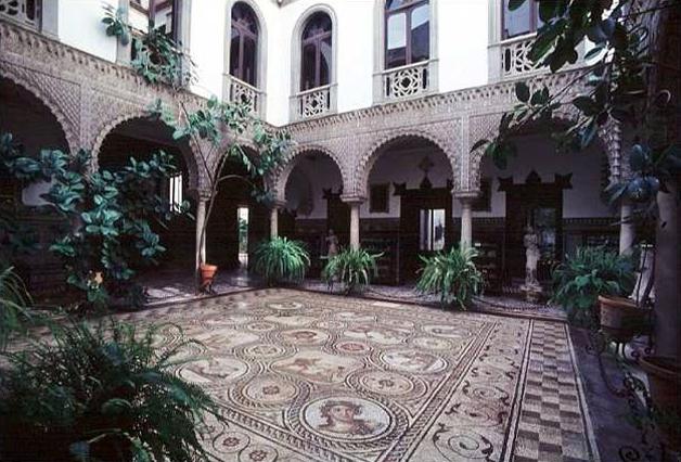 Sevilla con manuel palacio de la condesa de lebrija 1500 for Alquiler de casas en lebrija sevilla