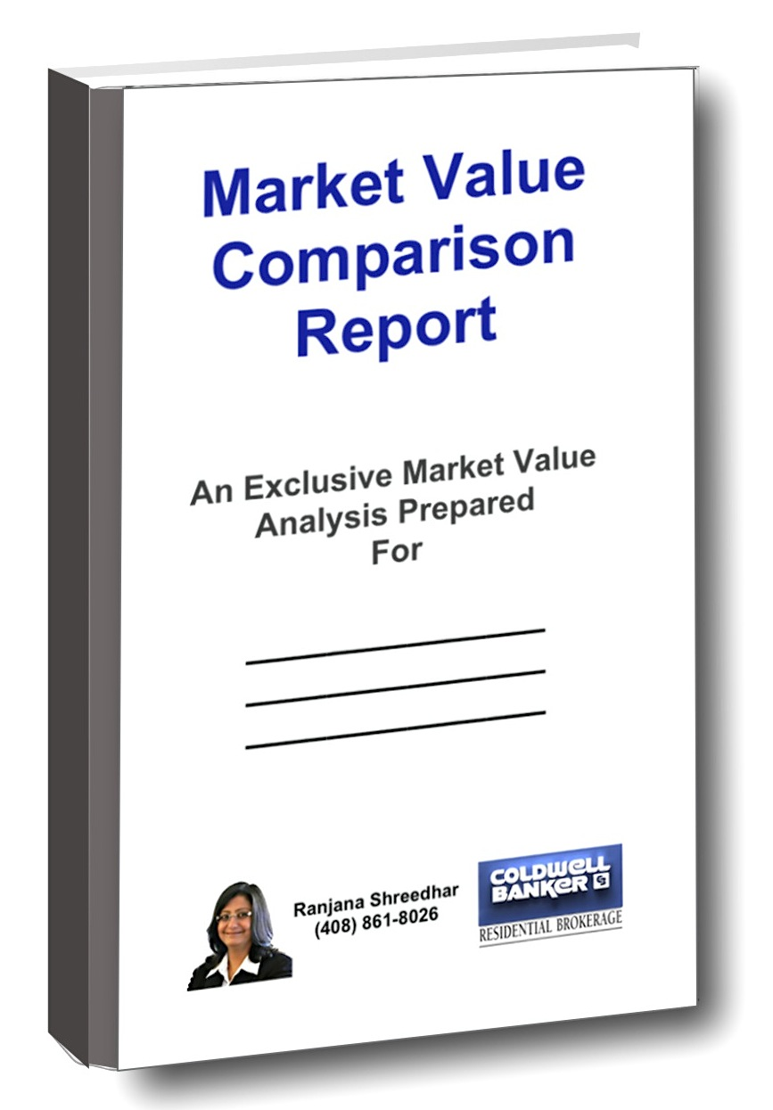 Exclusive Market Value Comparison Report For You!