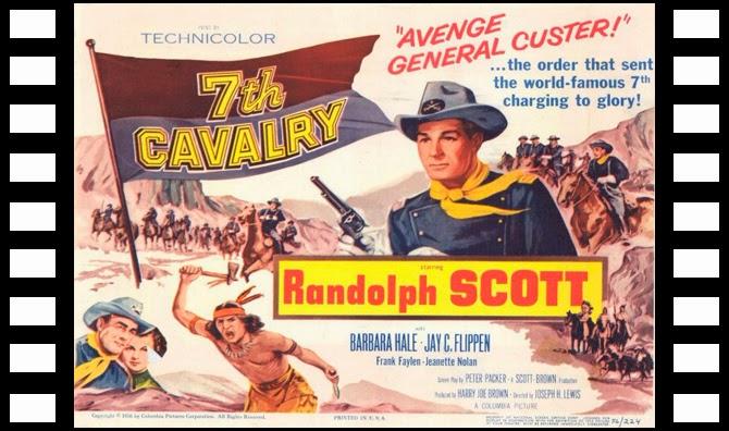El séptimo de caballería (1956 - 7th Cavalry)