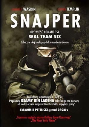 """""""Snajper"""" Howard E. Wasdin, Stephen Templin - recenzja"""