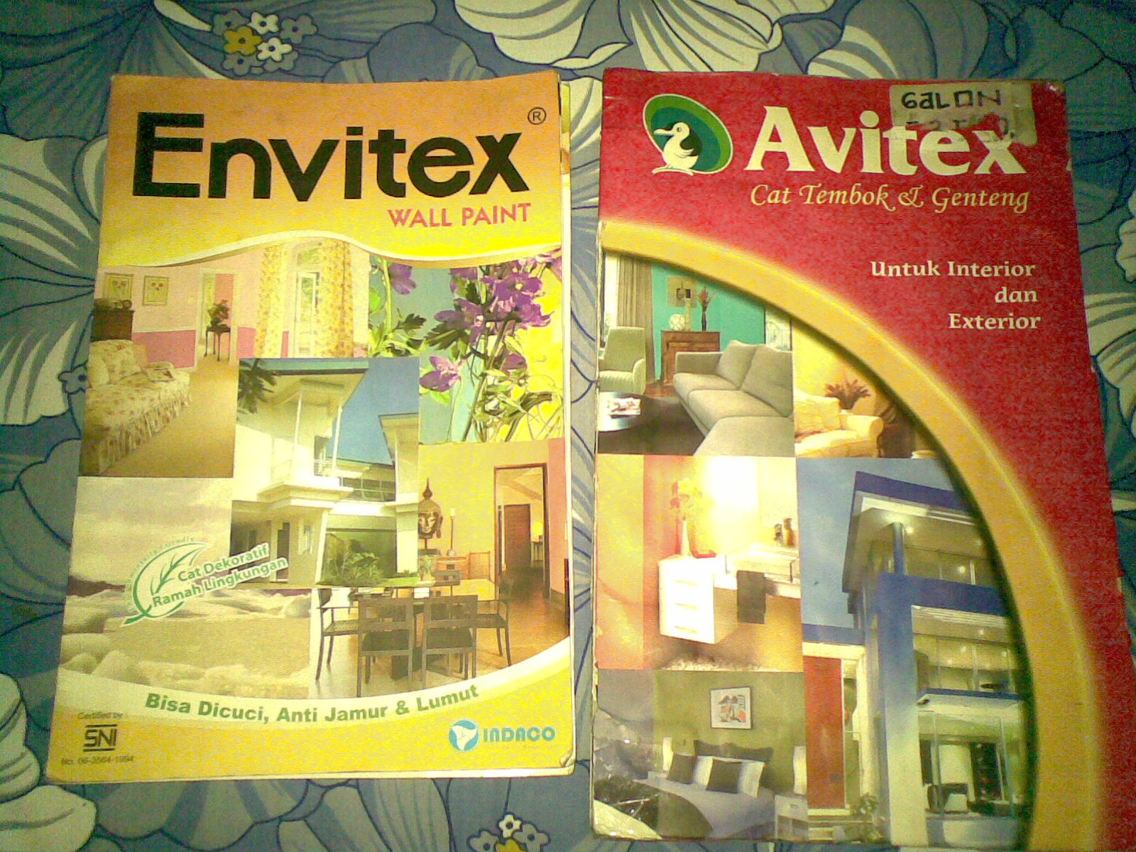 Katalog Warna Cat Avitex 2015 | Home Design Ideas