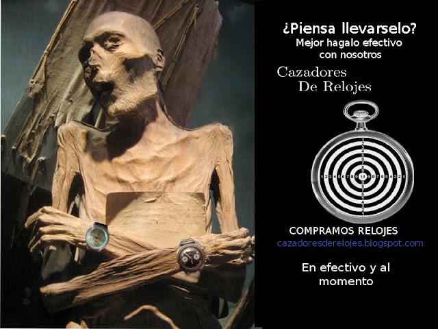 anuncio_momia_cazadores_de_relojes