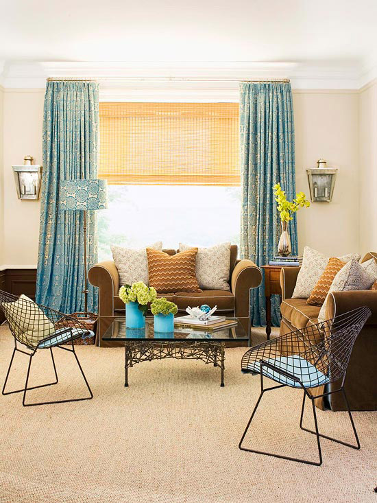 2013 Modern Living Room Decorating Ideas From BHG