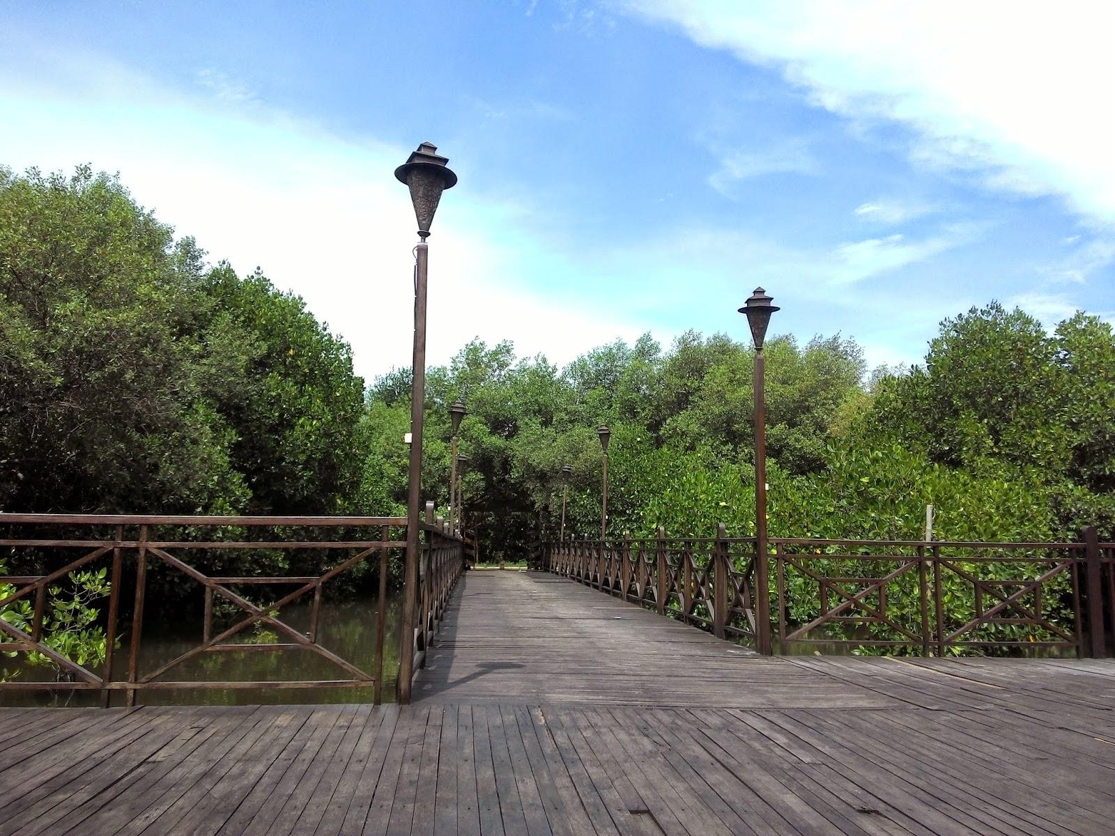 Referensi Liburan Jakarta Taman Hutan Mangrove Pik Living Room