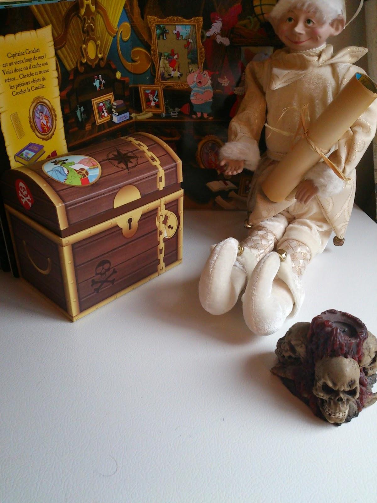 Biscotti et le trésor du Capitaine Dragon, une histoire de Pirates #DansUnJardin