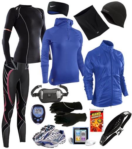 Одежда для зимней ходьбы