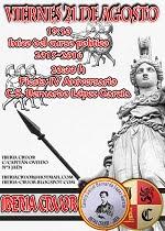 Nuevo Curso Político & Fiesta Aniversario C.S. Bernardo López García
