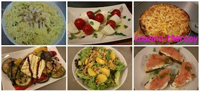 Κουζινο-therapy