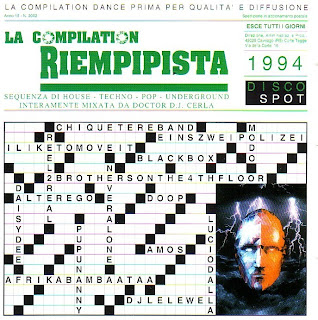 La Compilation Riempipista 1994 Mixed by Doctor D.J. Cerla