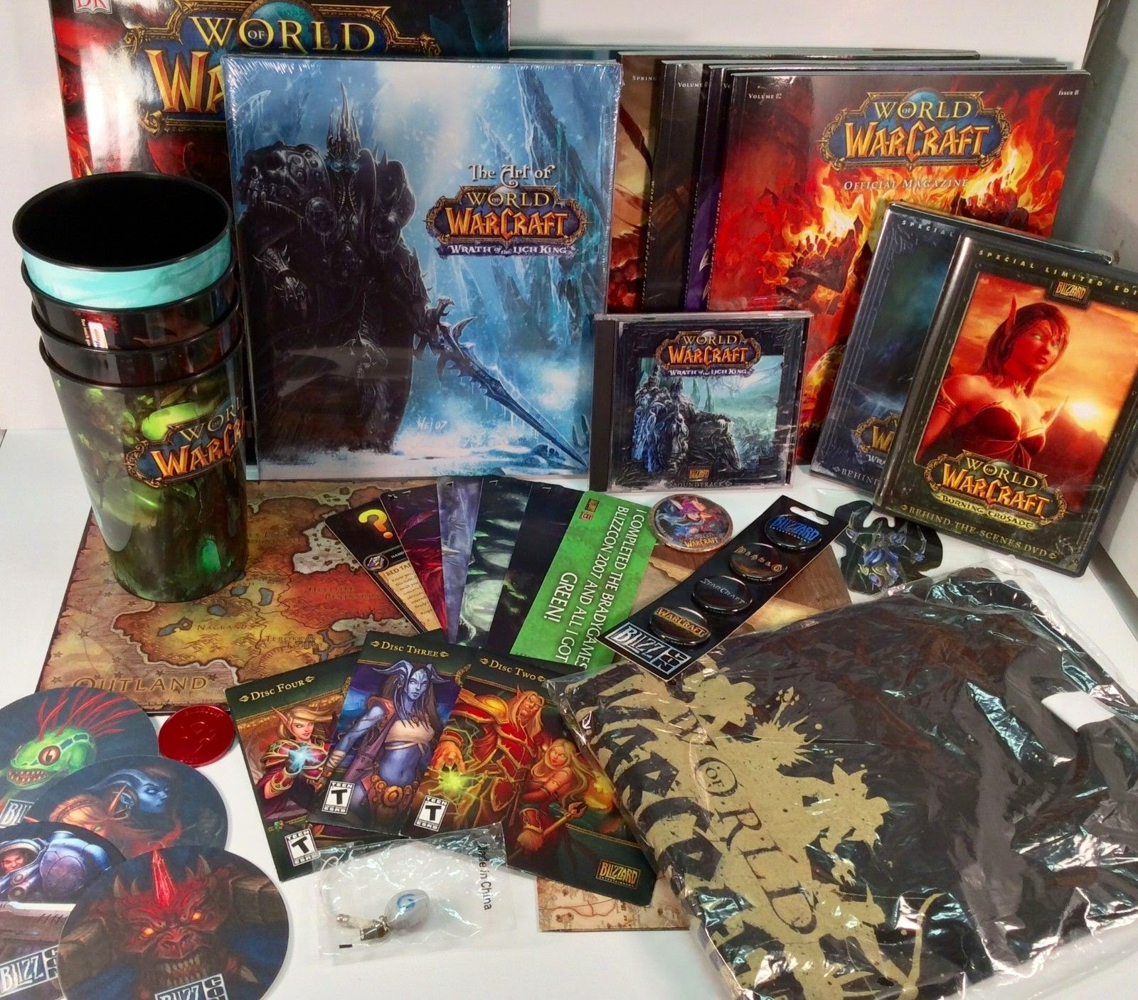 Gadźety World of Warcraft