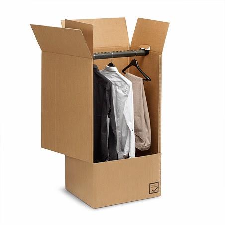 Profumi e sapori di casa le scatole porta abiti di - Scatole porta viti ...