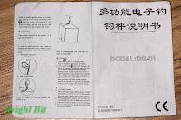 Multifunction Electronic Hanging Scale leaflet2