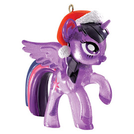 MLP Christmas Ornament Twilight Sparkle Figure by Carlton