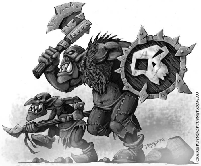 warhammer orcs and goblins army book 8th edition pdf
