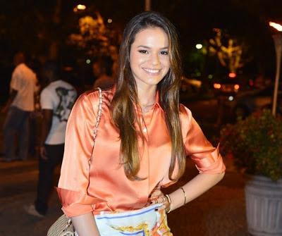 Deslumbrada, Bruna Marquezine vira piada na Globo