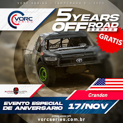 5 years OFF Road Series