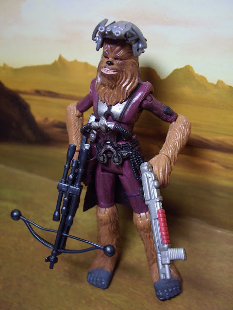 Star Wars: Customs for the Kid: No Paint Kitbash Rally Weekend