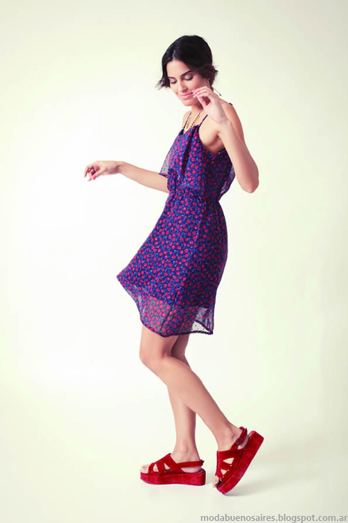 Mistral Mujer verano 2014. Moda 2014.