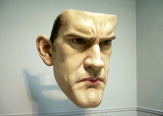 35 Photos Of Super Realistic Human Sculptures