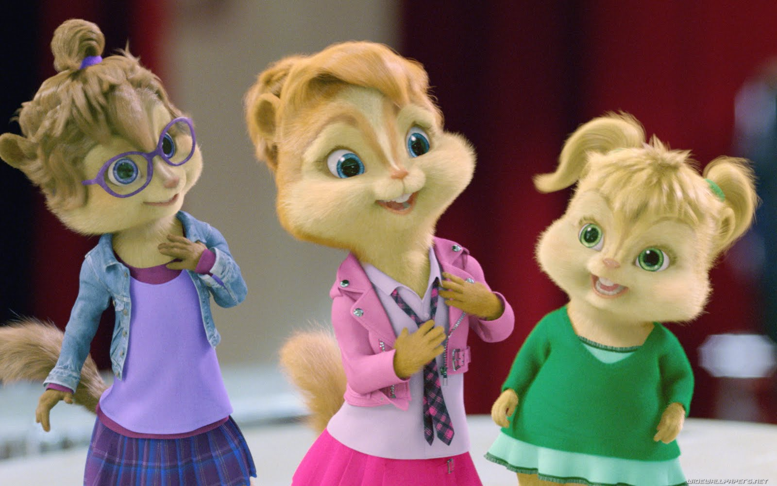 sonja galloway alvin and the chipmunks wallpapers
