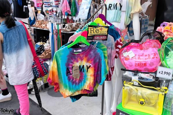Japanese Tie Dye Trend