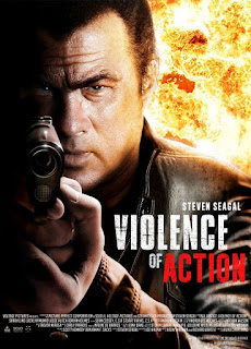 Violence of Action Poster