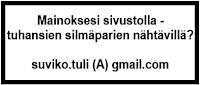 EPÄKAUPALLINEN TIEDOTE: