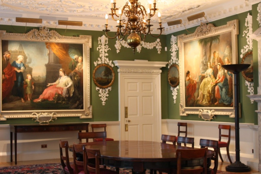 The Court Room - Foundling Hospital Museum