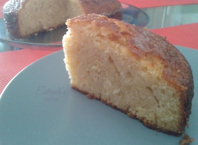 receta de bizcocho de limón americano - 1