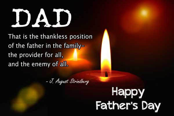 Happy Father's Day Sms Message Wishes