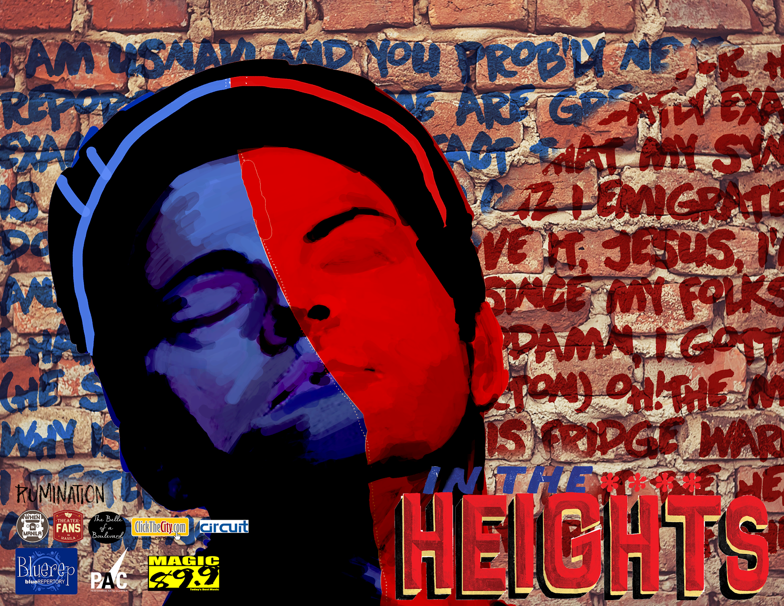 Ateneo Blue Repertory's In The Heights