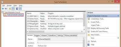 Menjadwalkan Program atau Task dengan Task Scheduler
