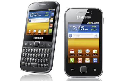Panduan Cara Setting Internet Android Samsung Galaxy Y