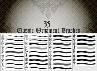 ornament brush