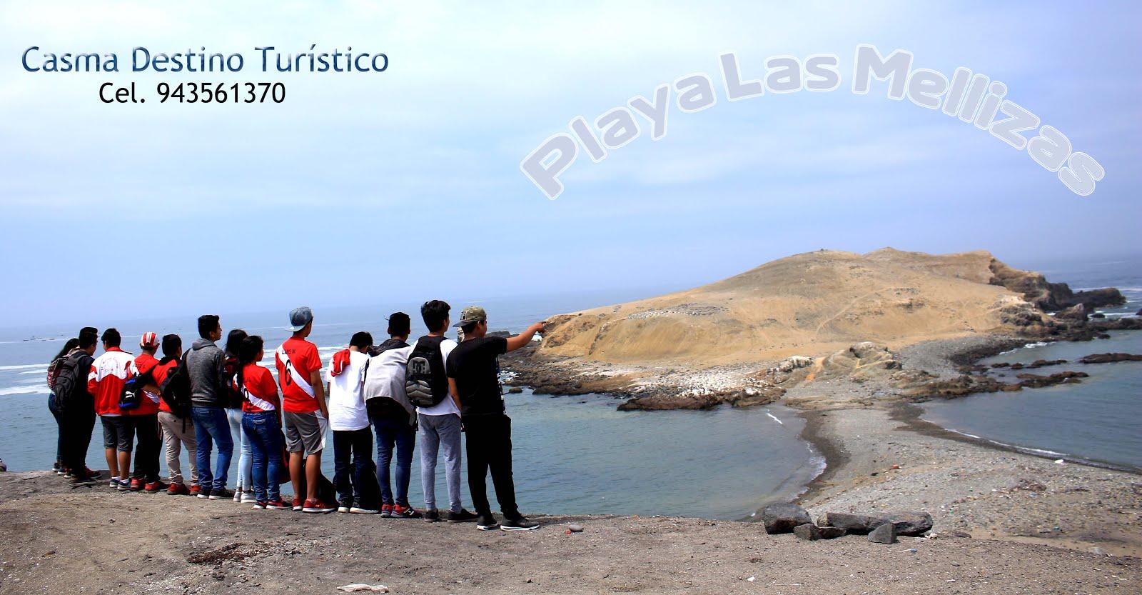 Playa Las Mellizas