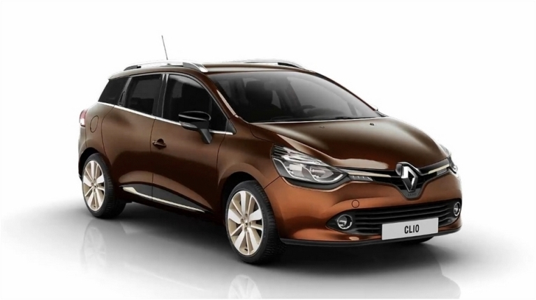 2013 new renault clio 4 estate sw station wagon. Black Bedroom Furniture Sets. Home Design Ideas
