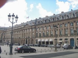 The Ritz in the Place Vendome
