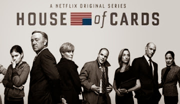 Crítica Série: HOUSE OF CARDS - 1ª TEMPORADA