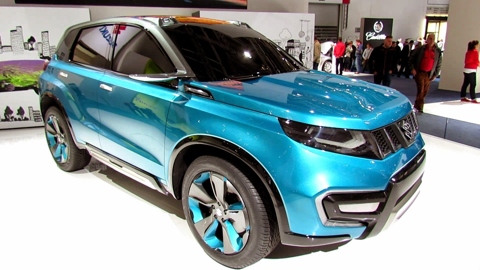 2015 suzuki grand vitara cars concept 2015 2016. Black Bedroom Furniture Sets. Home Design Ideas