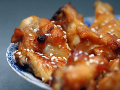 Chicken teriyaki wings recipe japanese food recipes serve and enjoy this delicious japanese food recipe chicken teriyaki wings forumfinder Gallery